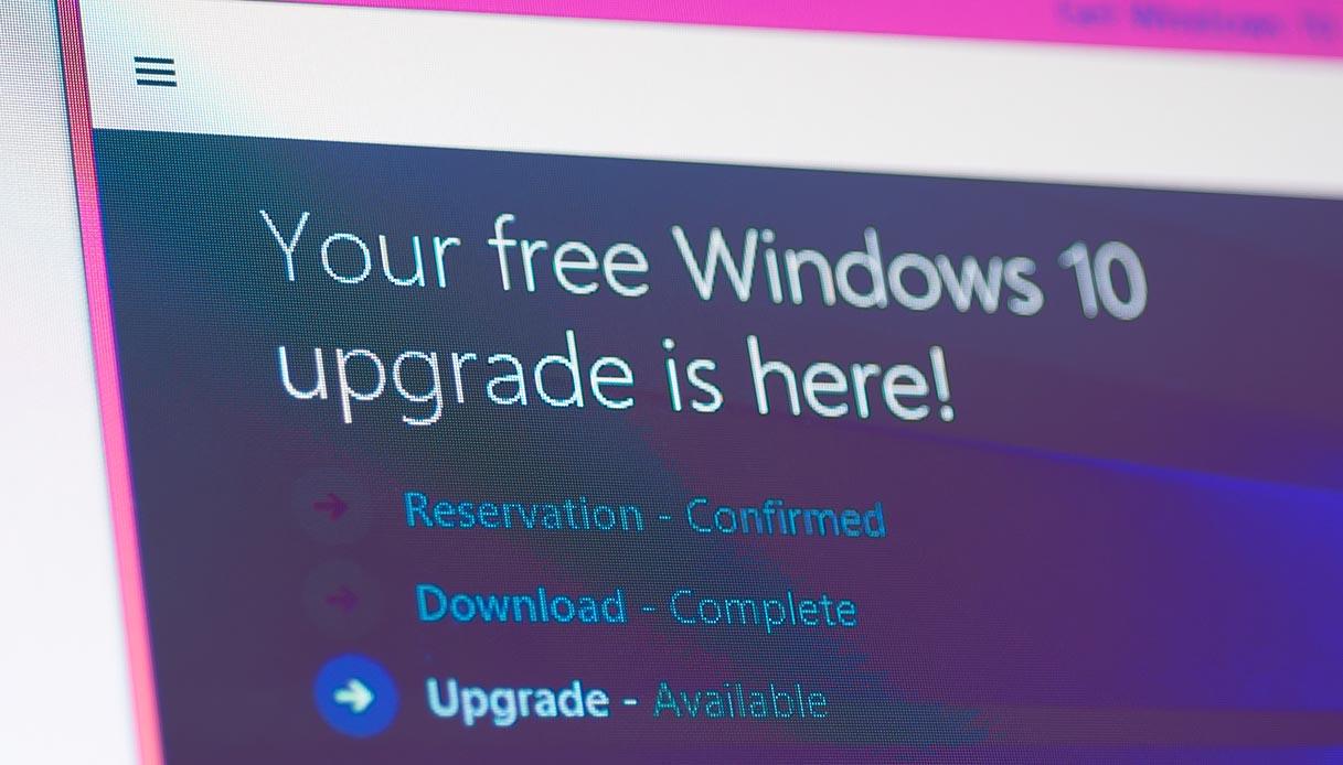 Risultati immagini per windows 10 gratis