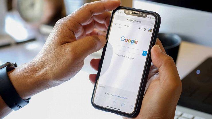 Google su smartphone