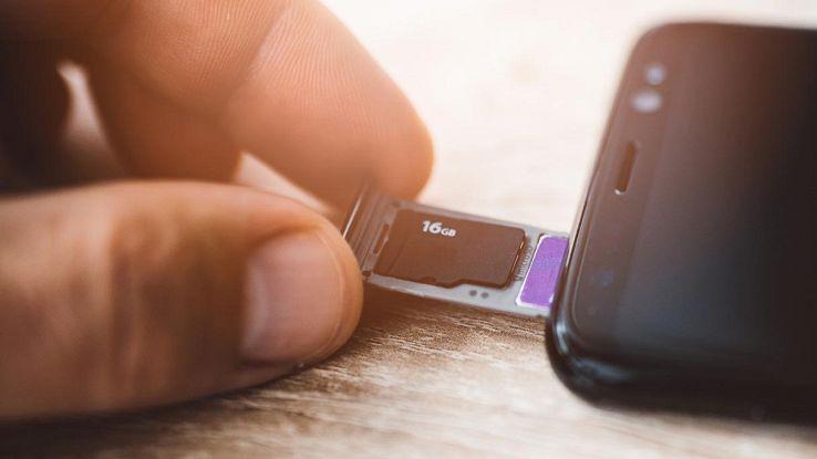 memoria smartphone