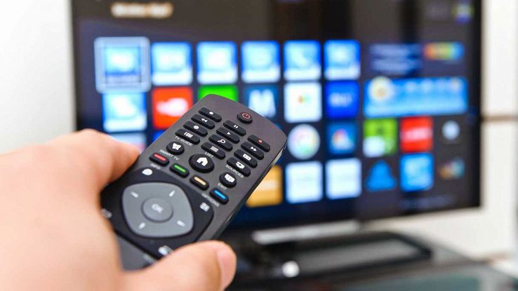 Televisore smart 4K