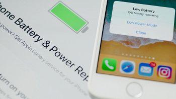 apple batteria scarica