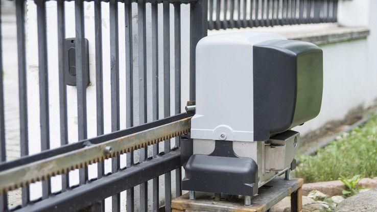Cancello scorrevole: vantaggi dell'automatico