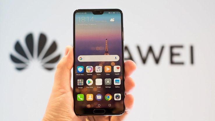 smartphone huawei 10