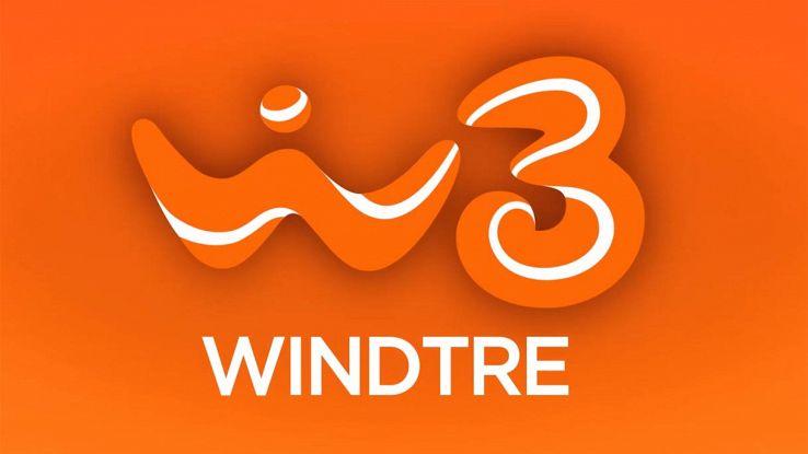 logo windtre