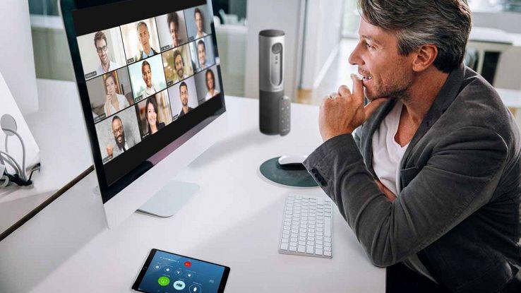 Videoconferenza multipla con Zoom