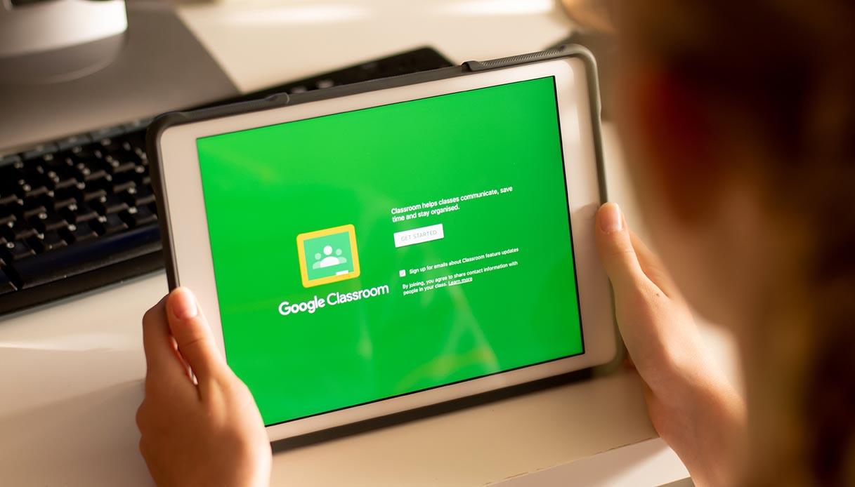 Google Classroom: la guida definitiva per genitori e insegnanti | Libero  Tecnologia