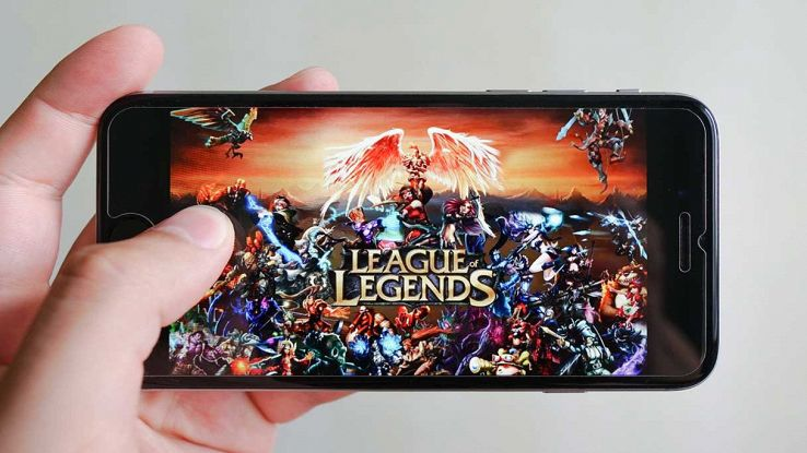 League of Legends su iPhone