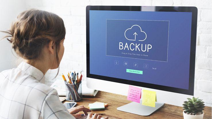 time machine: come effetturare il backup
