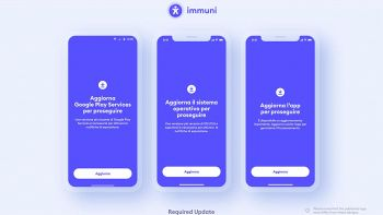 immuni app