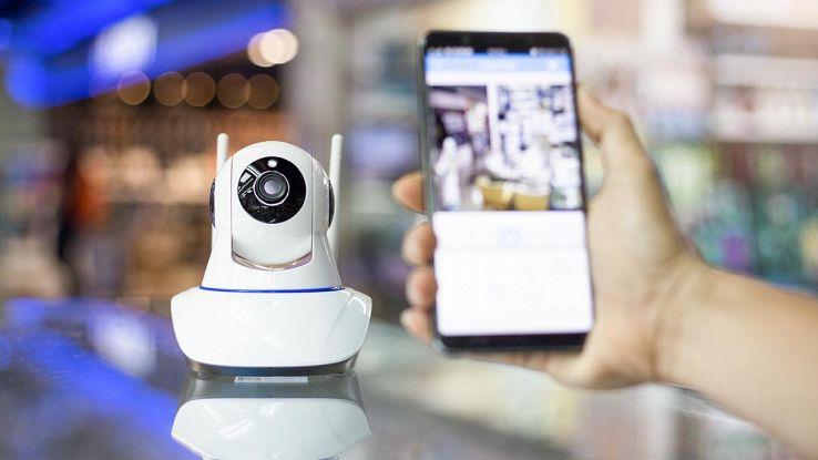 videocamere sicurezza