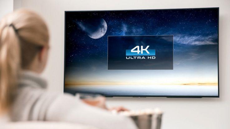 Come scegliere un TV 4K