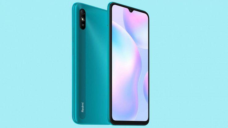 smartphone redmi 9a