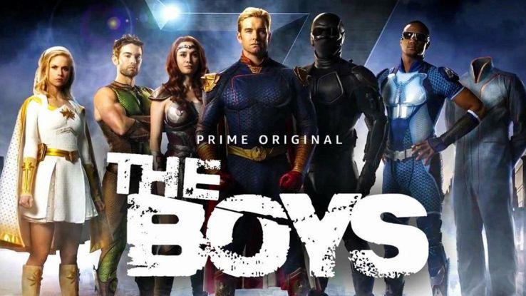 the boys serie tv