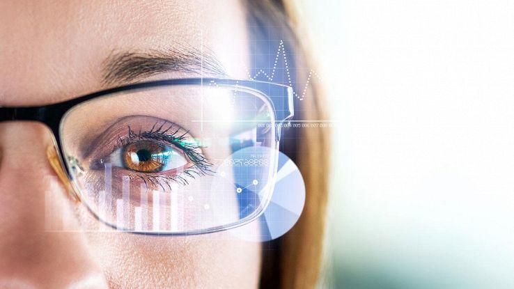 occhiali a realtà aumentata