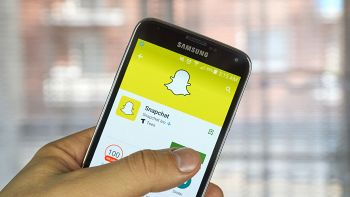 come eliminare un account da snapchat