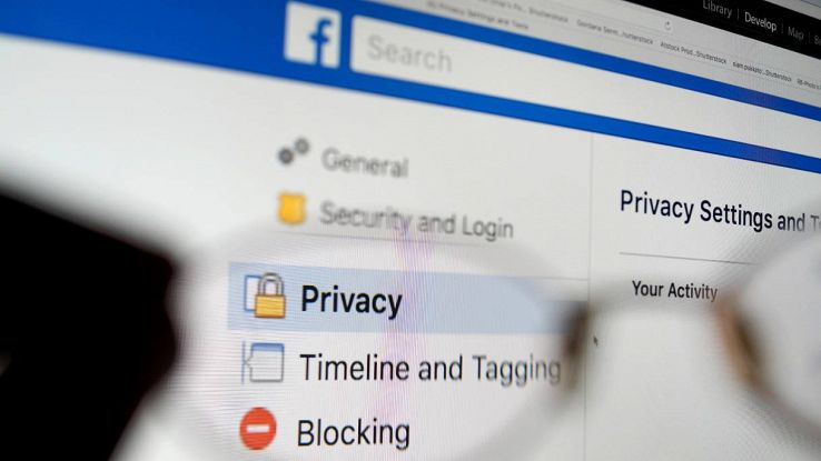 facebook privacy utenti