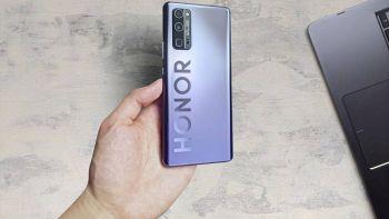 honor v40 smartphone