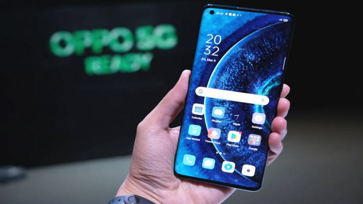 oppo smartphone android