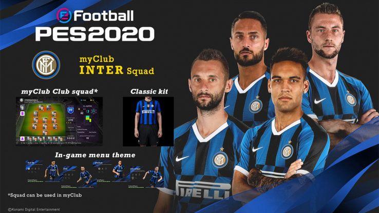 inter pro evolution soccer
