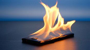 smartphone fuoco