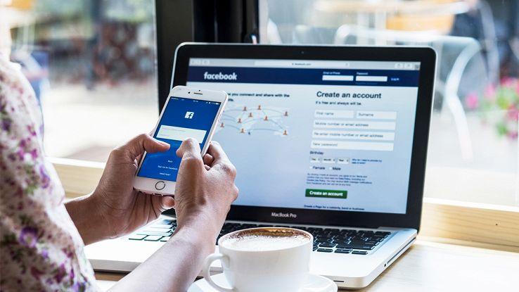 come sospendere l'account di facebook