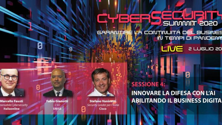 L'uso dell'AI per la cybersecurity