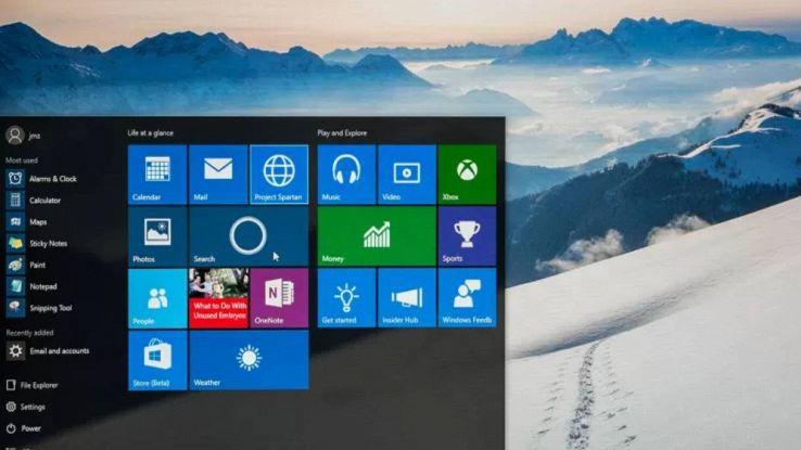 windows 10 remoto