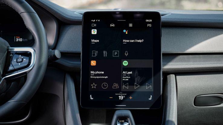 android automotive volvo polestar 2