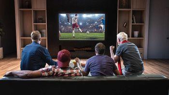 tifosi calcio televisore