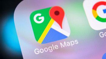 app google maps iphone