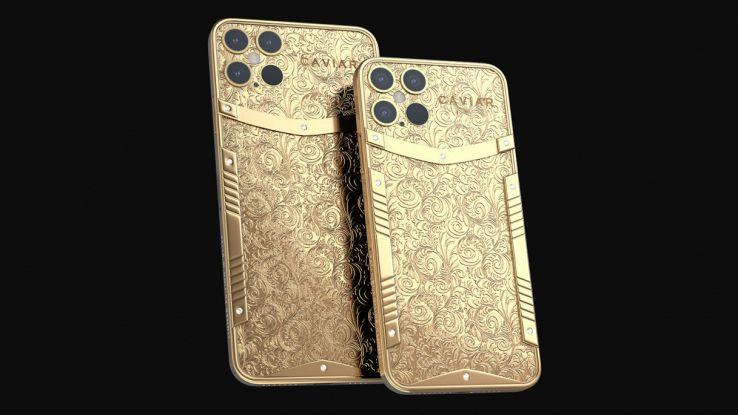 iphone 12 di lusso