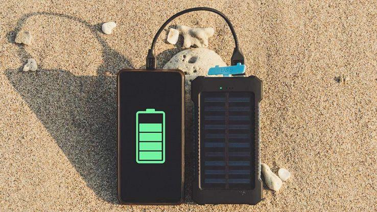 il miglior pannello solare portatile