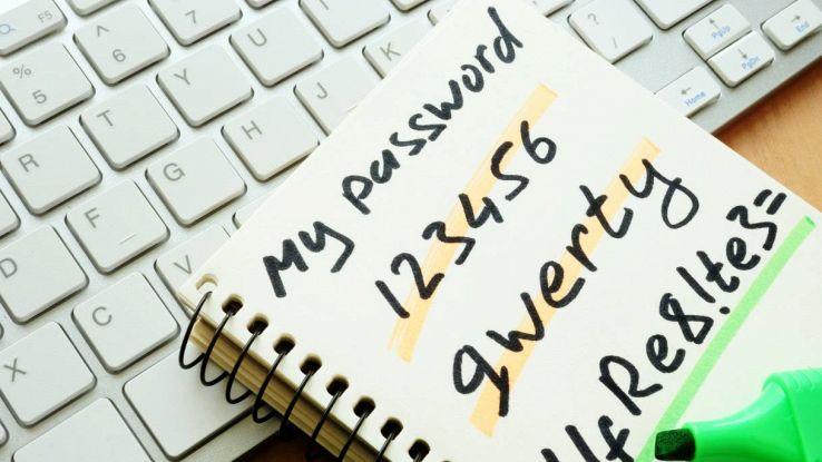 password peggiore