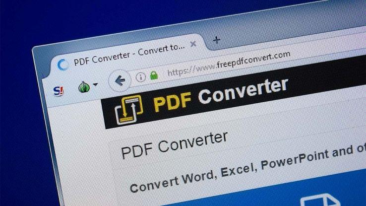 cos'è un file pdf/a