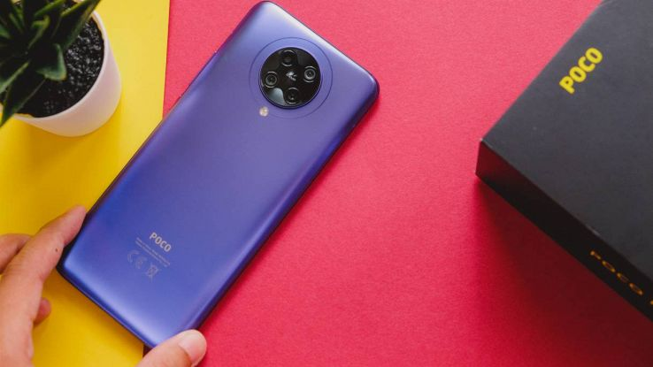 poco x3 smartphone