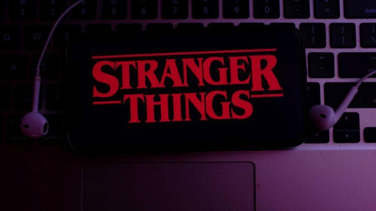 stranger things film
