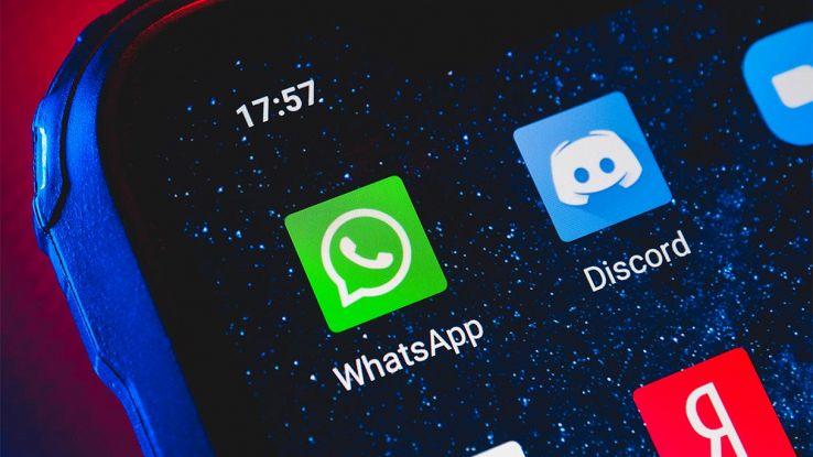 whatsapp smartphone