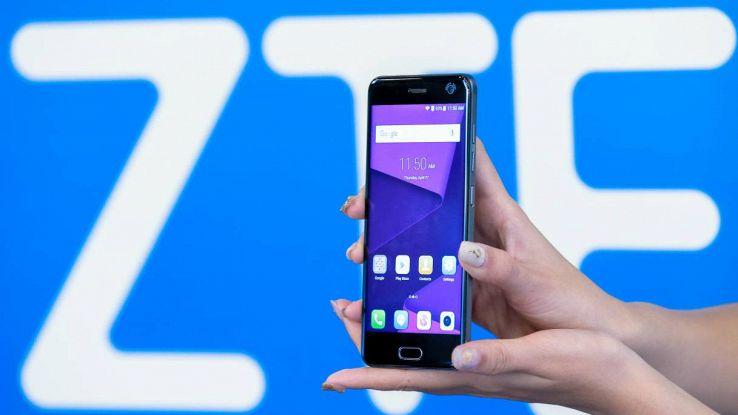 smartphone zte axon 20 5g