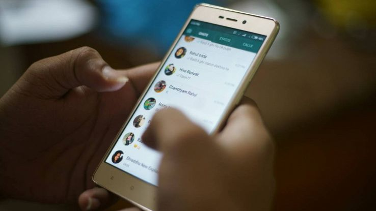 whatsapp archiviare chat
