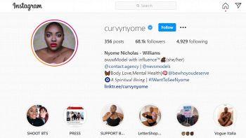 instagram Nyome Nicholas-Williams