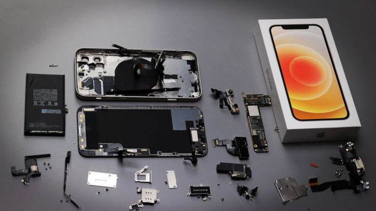 iphone 12 ricarica inversa
