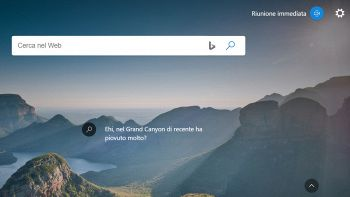 microsoft edge riunione immediata