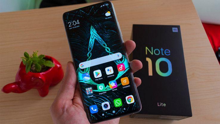 il miglior smartphone xiaomi