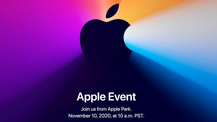 evento apple silion 10 novembre