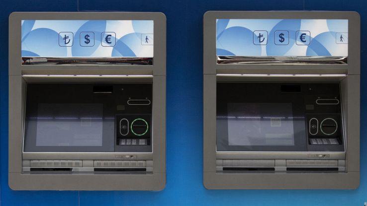 attacco malware bancomat
