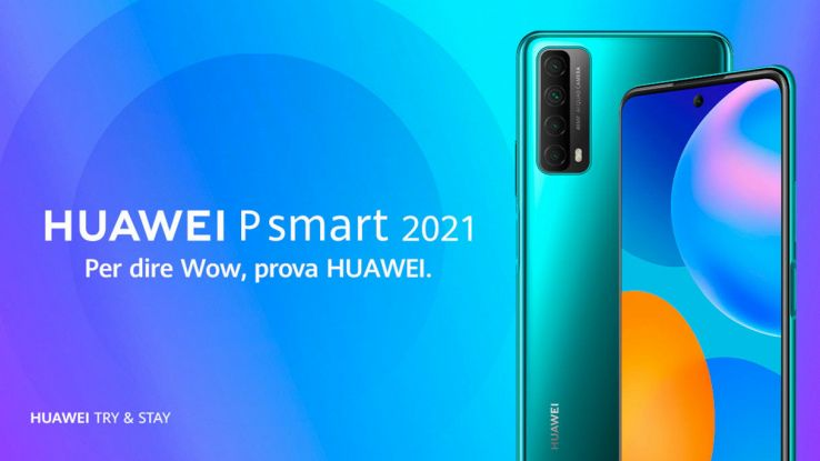 huawei try&stay