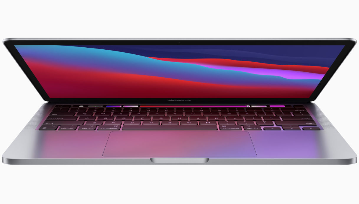 apple macbook pro 13 pollici m1