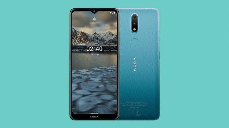 smartphone nokia 2.4