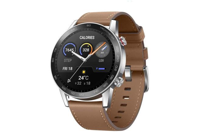 Smartwatch con saturimetro