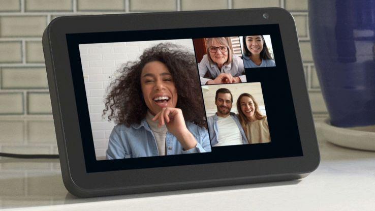 amazon videochiamate di gruppo